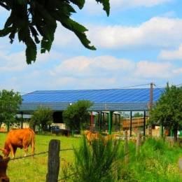 Construction b timent agricole photovolta que de 60 m - Hangar photovoltaique agricole gratuit ...