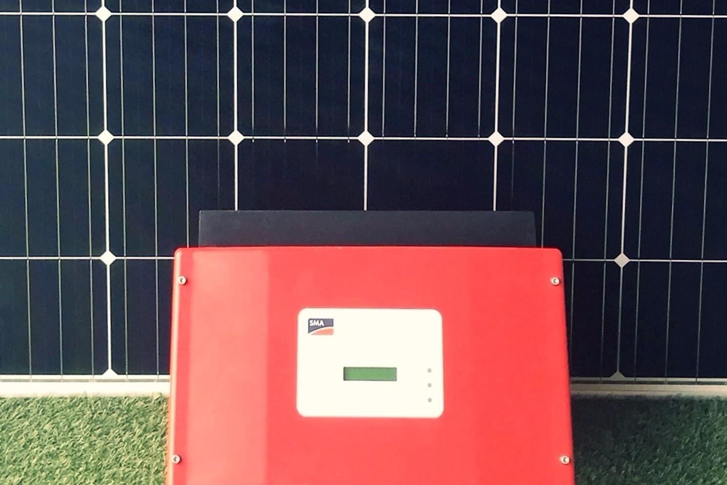 B timent photovolta que industriel gratuit b timent for Garage photovoltaique gratuit